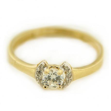 Zlatý prsten AZR496