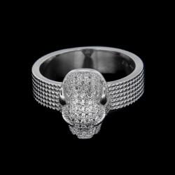 Stříbrný prsten R1705