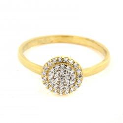 Zlatý prsten RAZTK413
