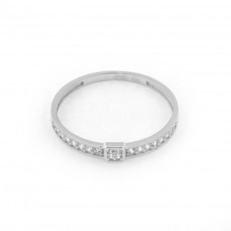 Zlatý prsten AZR1883W