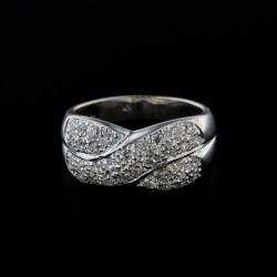 Stříbrný prsten R127