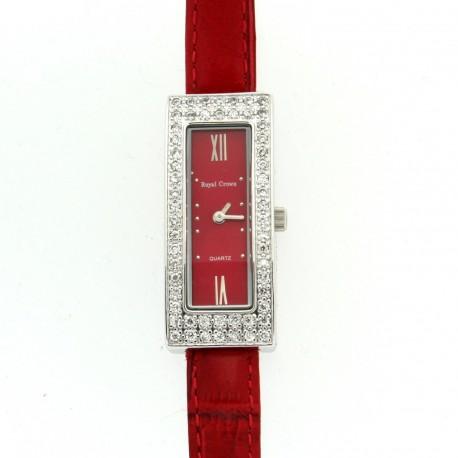 Stříbrné hodinky H01