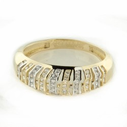 Zlatý prsten MCZ219