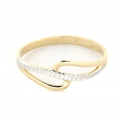 Zlatý prsten PSD282