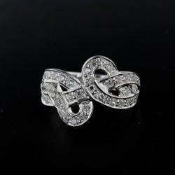 Stříbrný prsten R112