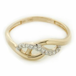 Zlatý prsten AZR175