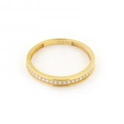 Zlatý prsten MLKR127
