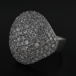 Stříbrný prsten R1964