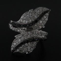 Stříbrný prsten R1967
