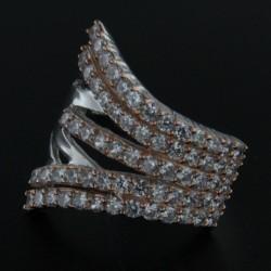 Stříbrný prsten R1959