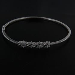 Stříbrný náramek B509