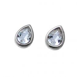 Náušnice Oliver Weber Tear - 22094 (crystal)