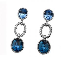 Náušnice Oliver Weber Monte - 22165 (blue)