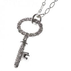 Přívěsek Key - 8944 (crystal)