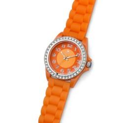 Dámské náramkové hodinky Oliver Weber Funky - 65036 (orange)