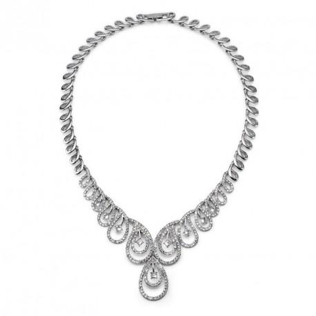 Náhrdelník Oliver Weber Beauty - 11336 (crystal)
