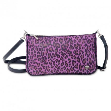 cbed08e4f Doprava 0,- Dámská kožená kabelka Oliver Weber Everyday Tiger - 71054 (kůže  violet)
