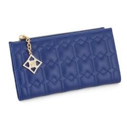 Dámská peněženka Oliver Weber Modus - 72011 (kůže blue)