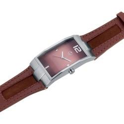 Dámské náramkové hodinky Oliver Weber Basel - 0112 (brown)
