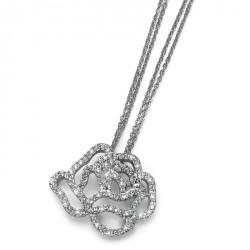 Přívěsek Rose - 9254 (crystal)