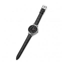 Dámské náramkové hodinky Oliver Weber Vienna Steel - 65043 (black)
