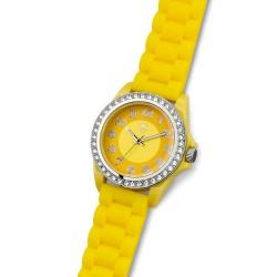 Dámské náramkové hodinky Oliver Weber Funky - 65036 (yellow)