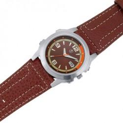 Pánské náramkové hodinky Oliver Weber Moscow - 0116 (brown)