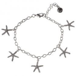 Náramek Oliver Weber Starfish - 32033 (crystal)