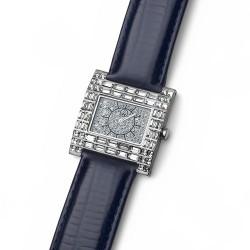 Dámské náramkové hodinky Oliver Weber Port Vila - 0132 (blue)