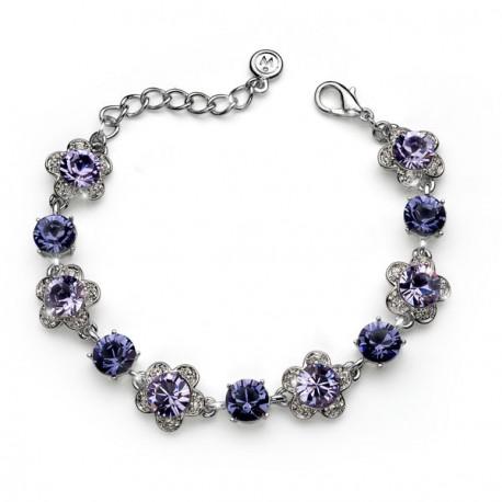 Náramek Oliver Weber Prestige - 32057 (violet)