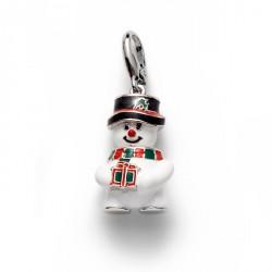 Přívěsek na náramek Snowmen - 6747