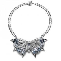 Náhrdelník Oliver Weber Punk - 11465 (crystal)