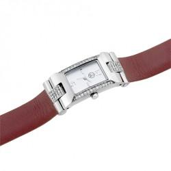 Dámské náramkové hodinky Oliver Weber Praha - 0122 (red)