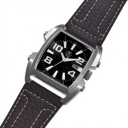Unisex náramkové hodinky Oliver Weber Malaga - 65020 (black)