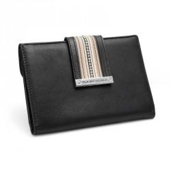 Dámská peněženka Line - 72009 (black)