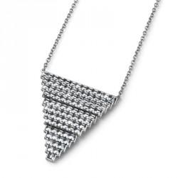 Náhrdelník Oliver Weber Stalwart - 11479 (crystal)