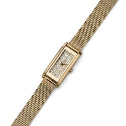 Dámské náramkové hodinky Oliver Weber Monaco - 65056 (gold)