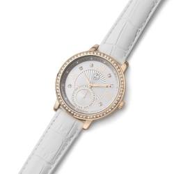 Dámské náramkové hodinky Oliver Weber Istanbul - 65054 (white)