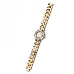 Dámské náramkové hodinky Oliver Weber Riga Steel - 65040 (gold)