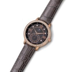 Dámské náramkové hodinky Oliver Weber Istanbul - 65054 (grey)
