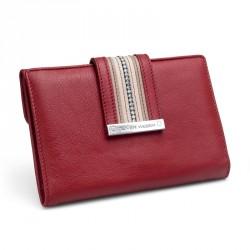 Dámská peněženka Line - 72009 (red)