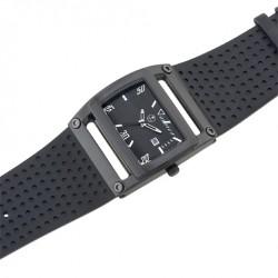 Unisex náramkové hodinky Oliver Weber Wales - 0121 (black)
