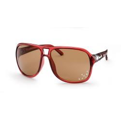 Sluneční brýle Alabama - 1523 (red)