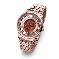 Dámské náramkové hodinky Oliver Weber Reims - 65050 (rosegold)