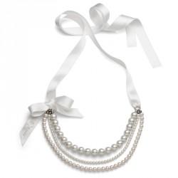 Náhrdelník Pearl Pretty - 4331 (white)