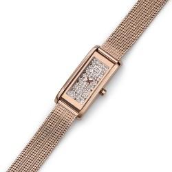 Dámské náramkové hodinky Oliver Weber Monaco - 65056 (rose gold)