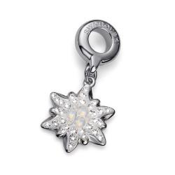 Přívěsek na náramek Oliver Weber Edelweiss (crystal) - 56015