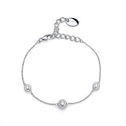 Stříbrný náramek Oliver Weber Tres - 63519 - Ag925 (crystal)