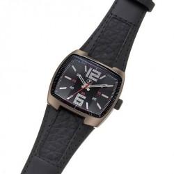 Unisex náramkové hodinky Oliver Weber Porto - 0126 (black)