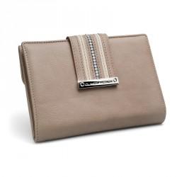 Dámská peněženka Line - 72009 (beige)
